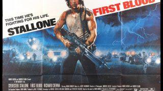 Rambo 1- First Blood (1982)-แรมโบ้ นักรบเดนตาย 1(HD) – {พากย์ไทย} –